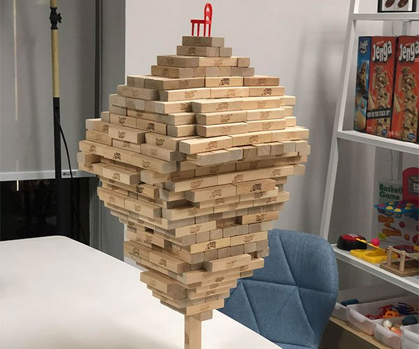 Jenga Stacking Master