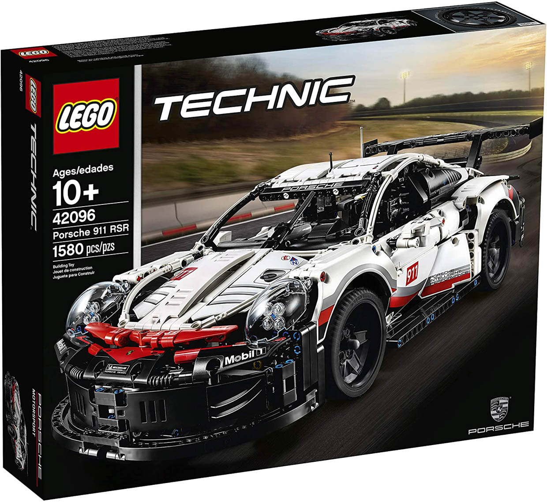 LEGO x Porsche Design 911 RSR