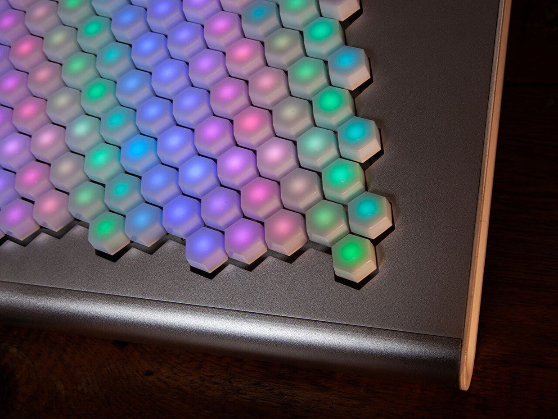 Lumatone Isomorphic Keyboard