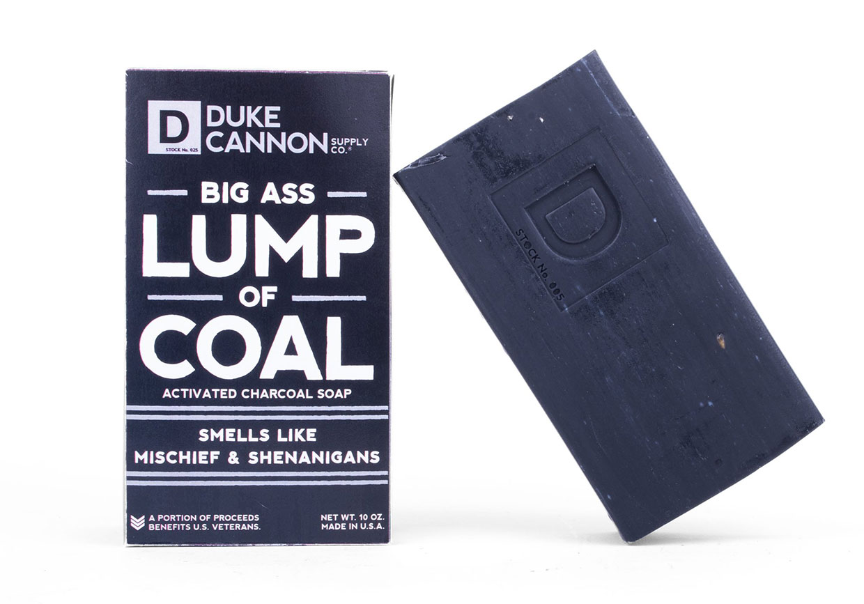Big Ass Lump of Coal Soap
