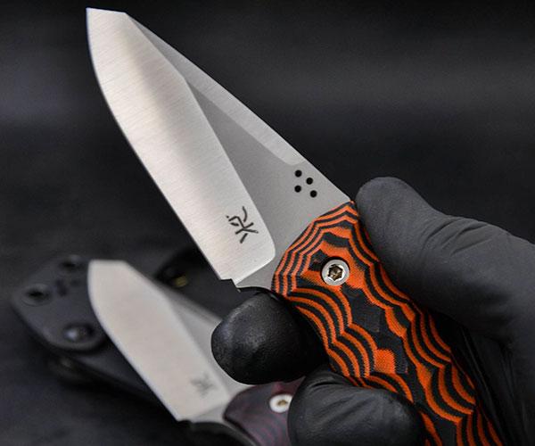Machairod K110 Fixed Blade Knife