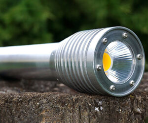 Making a High-power Flashlight from Scratch