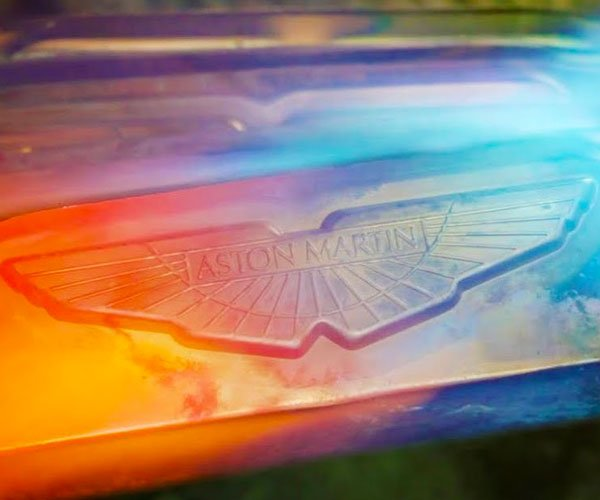 Making Aston Martin Badges