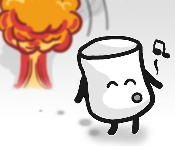 Why Don't Marshmallows Explode?