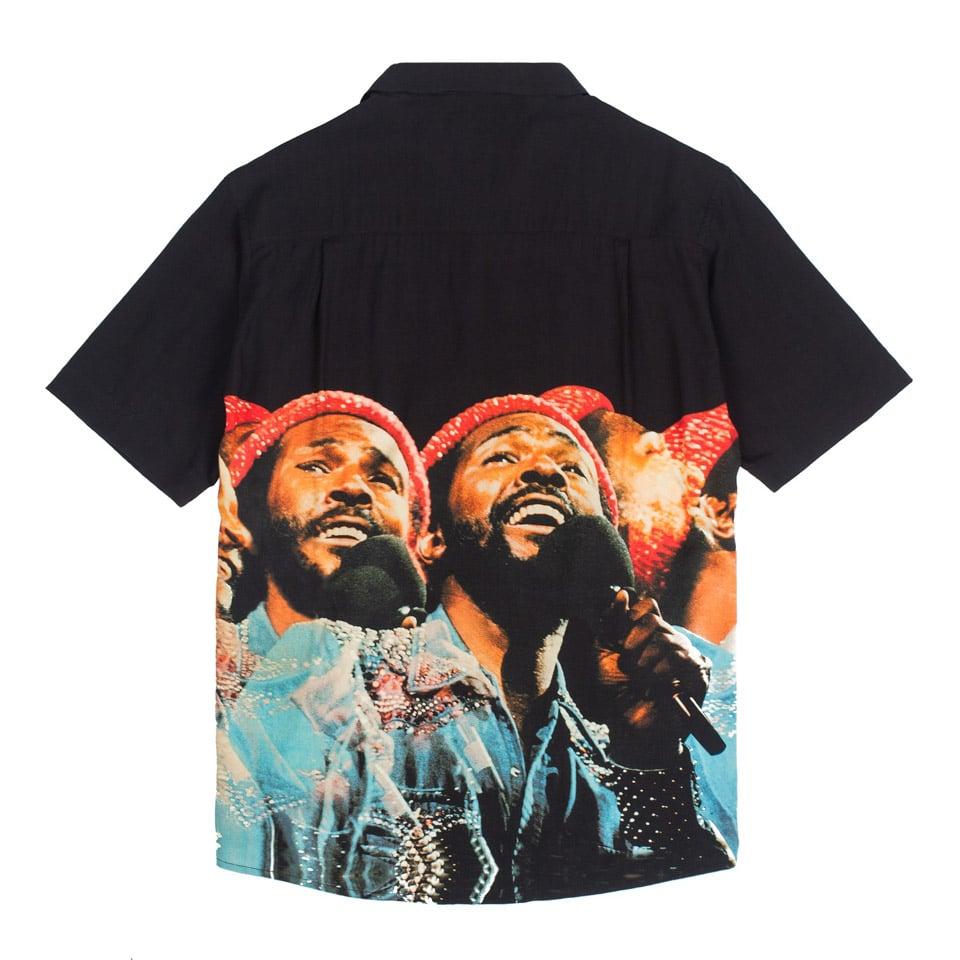 Marvin Gaye Camp Shirt