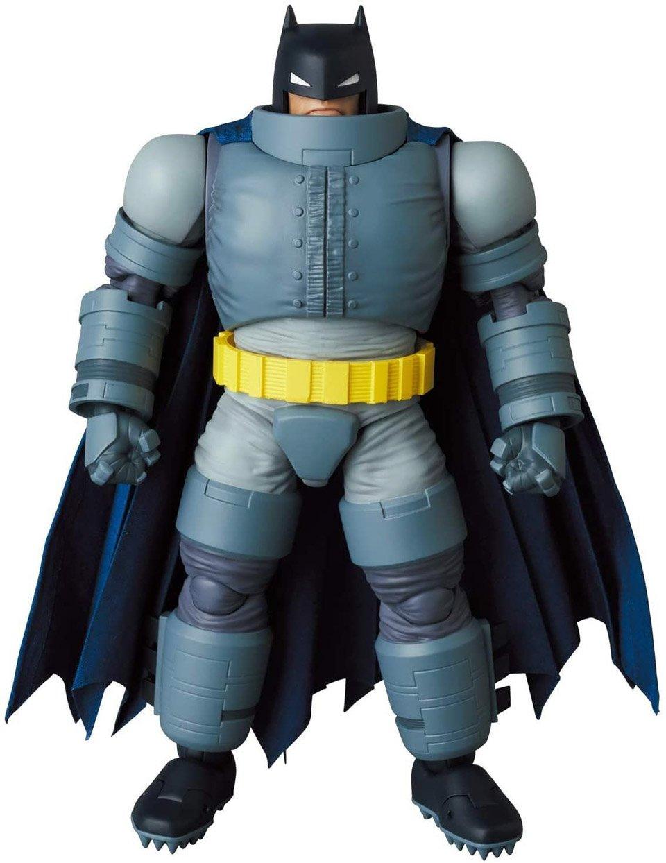 MAFEX Armored Batman Figure
