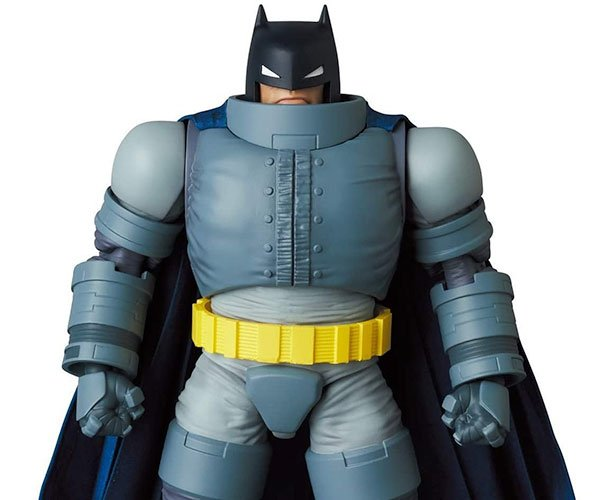 MAFEX Armored Batman Figure