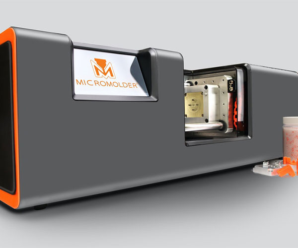 MicroMolder Desktop Injection Molder