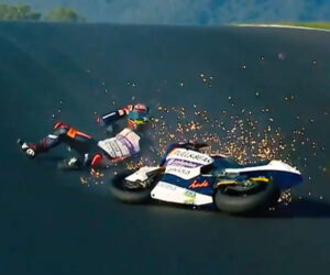 MotoGP Close Call