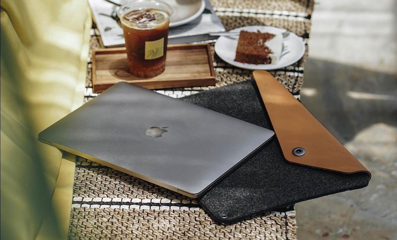 Mujjo Macbook Air & Pro Sleeve