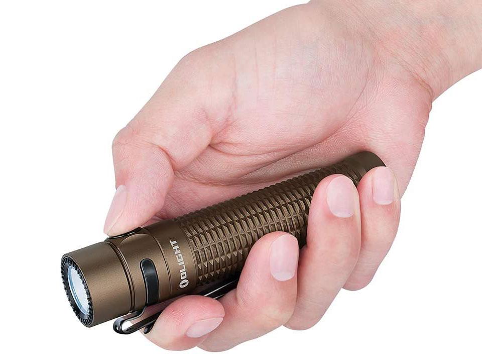Olight Warrior Flashlight