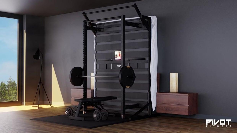 Pivot Bed + Gym