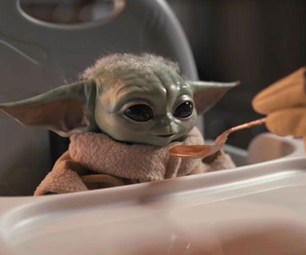 Raising Baby Yoda