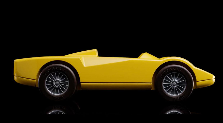 Rocket & Klein Luxury Toy Cars