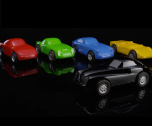 Rocket & Klein Luxury Toy Cars