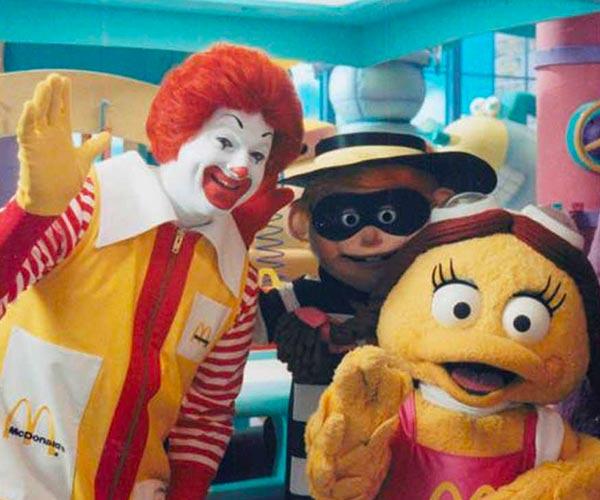 Ronald McDonald: A Life