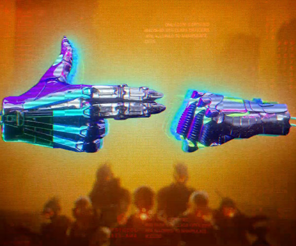 RTJ x Cyberpunk 2077: No Save Point