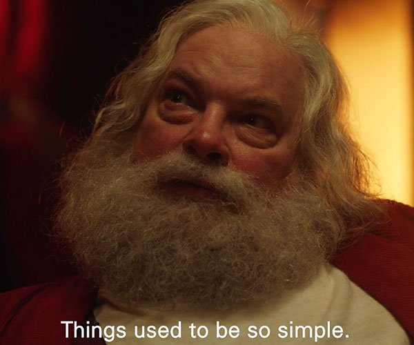 Posten: Santa
