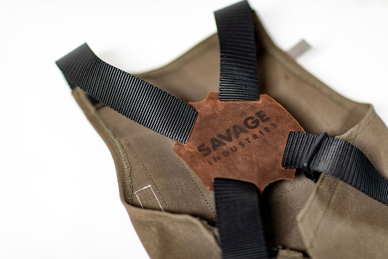 Savage Industries Workshop Apron