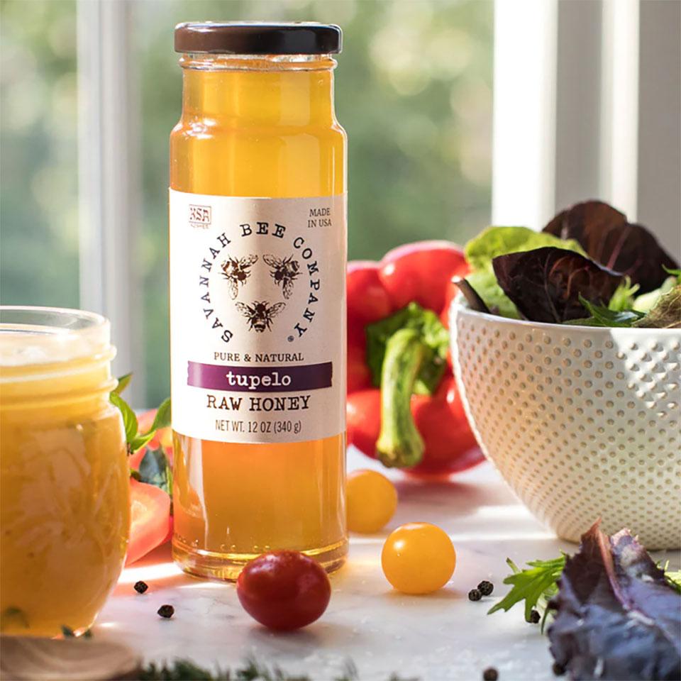 Savannah Bee Co. Tupelo Raw Honey