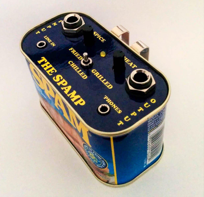 Spamp Guitar Practice Amp