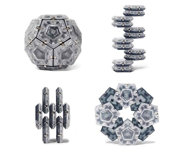 Speks Geode Magnetic Toys