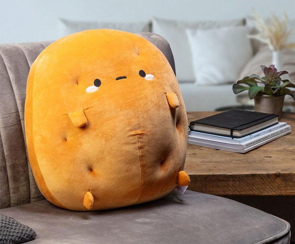 Tayto Couch Potato Plush