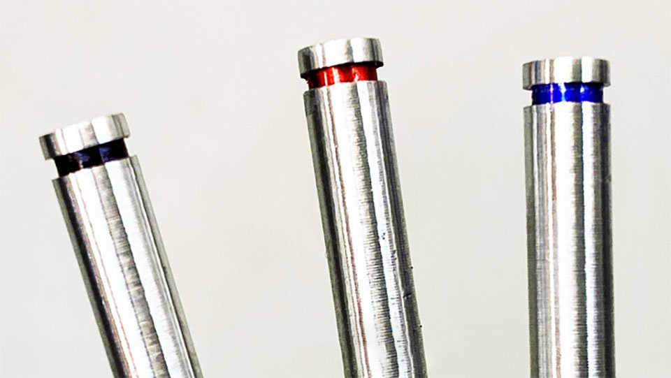 Tri-Bolt Pen