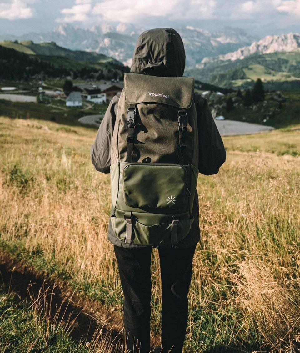 Tropicfeel Shell Backpack