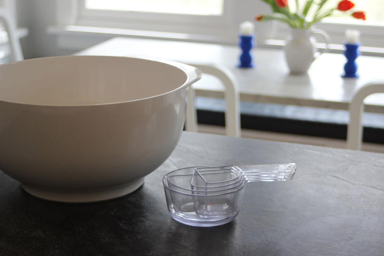 Visual Measuring Cups