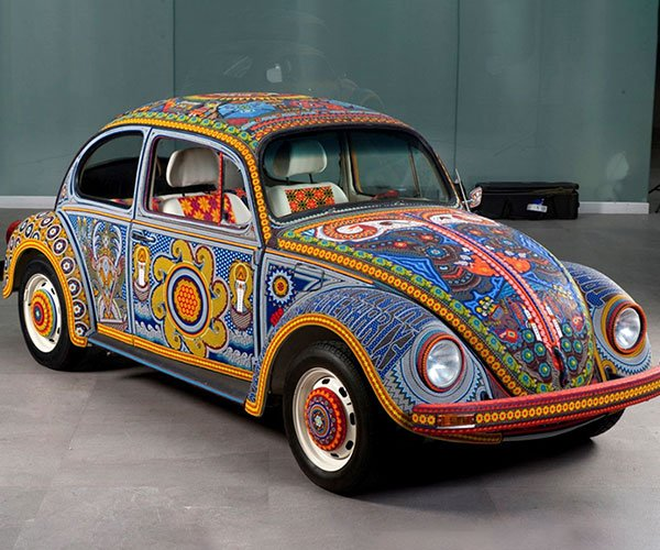 The Volkswagen Bead-le