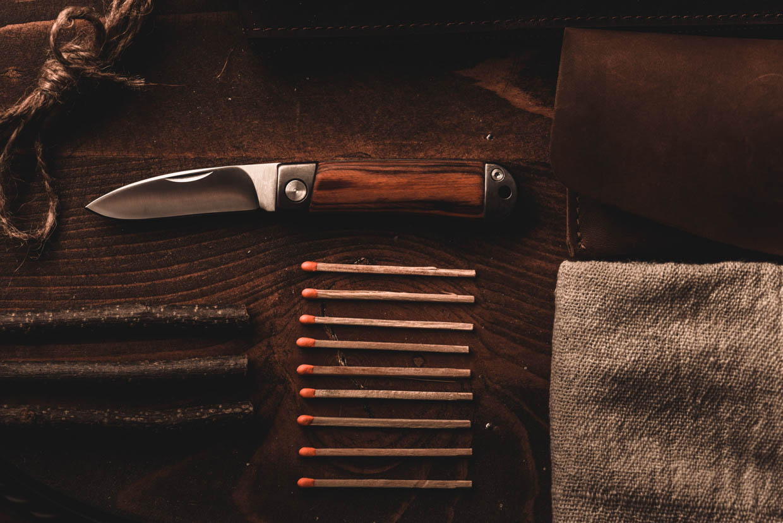 WESN Henry Pocket Knife