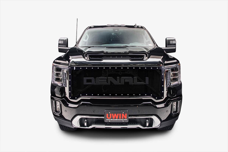 Win a 2020 GMC Sierra 3500 HD Denali Pickup Truck