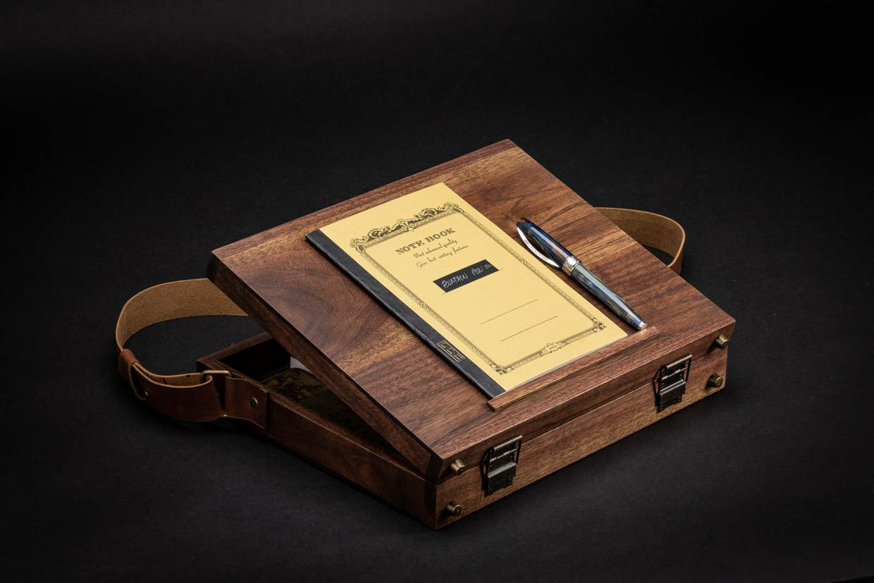 Wood Writers' Briefcase