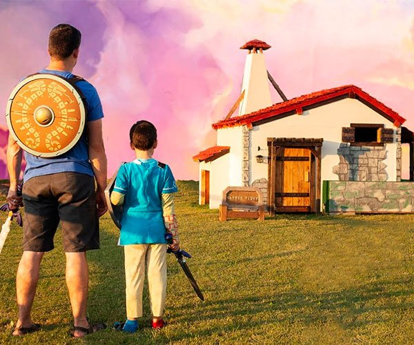The Ultimate Zelda Playhouse