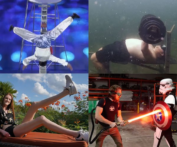 Guinness World Records: The Best of 2020