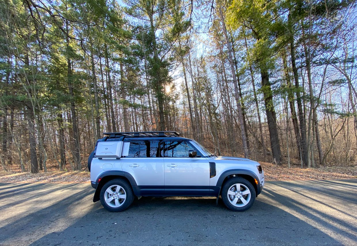 Driven: 2020 Land Rover Defender 110 Launch Edition