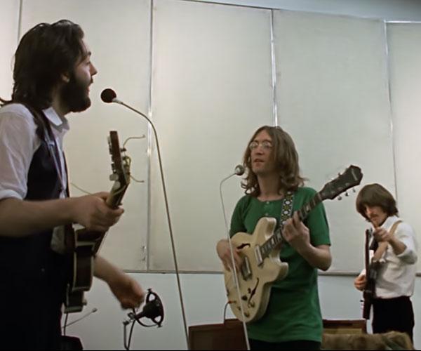 The Beatles: Get Back (Sneak Peek)
