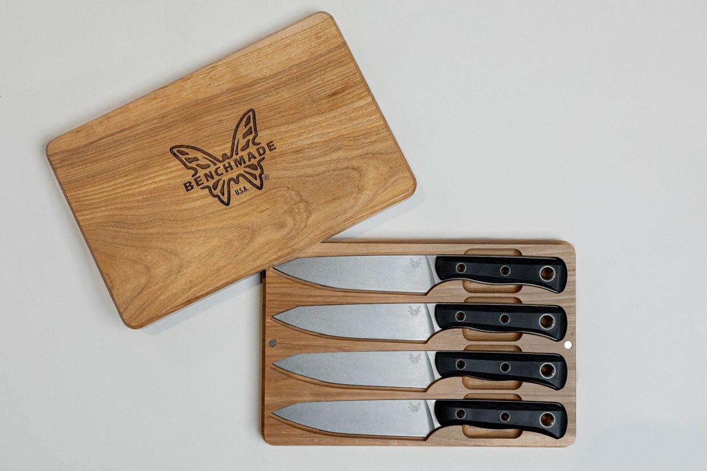 Benchmade Table Knives