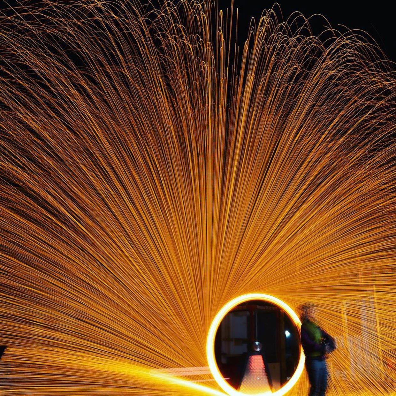 Making a Spark Wheel