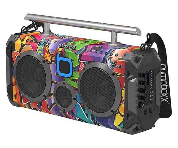 Bumpboxx Flare6 Bluetooth Boombox
