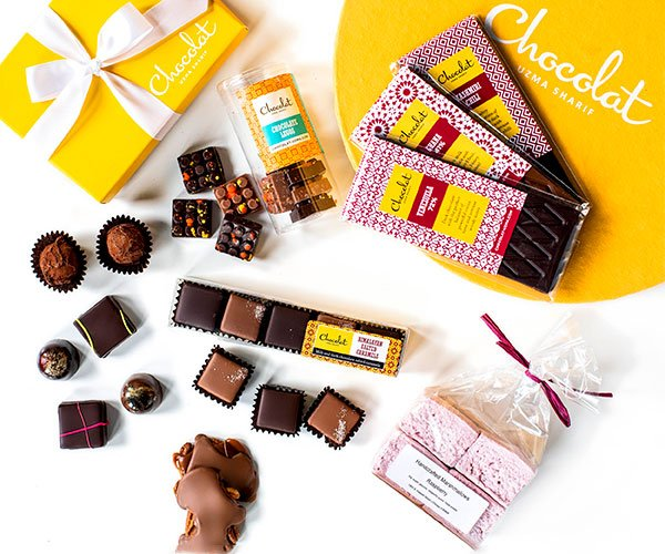 Chocolat Luxury Hatbox