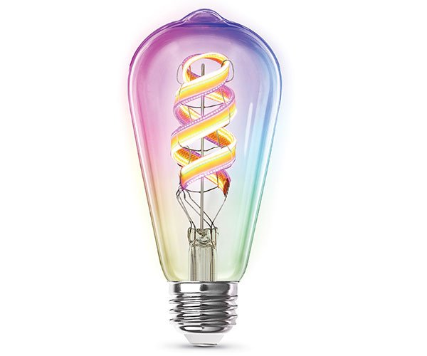 Color-changing Filament Bulbs