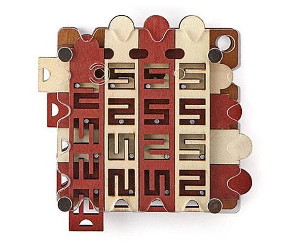 Hidden Corridor Puzzle