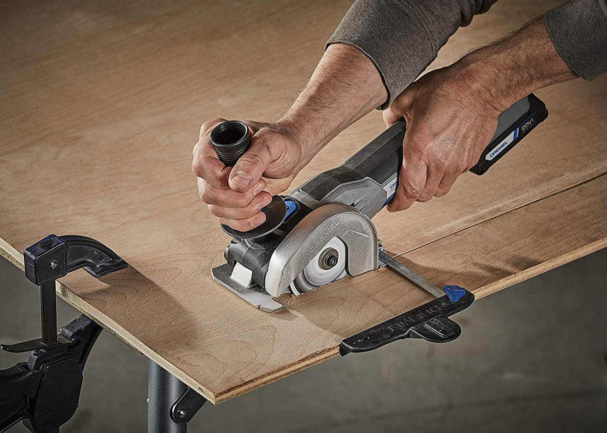 Dremel US20V Cordless Ultra Saw