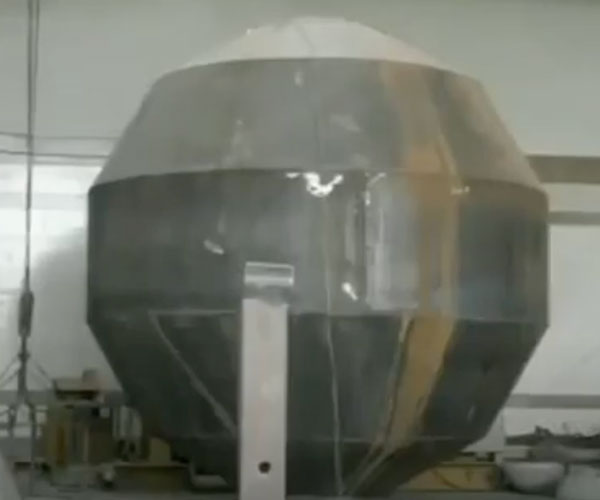 Making a Sphere with Explosives