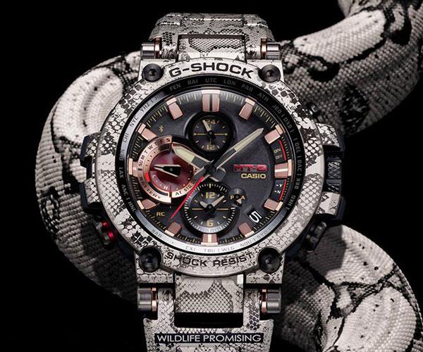 G-SHOCK Python MT-G Watch