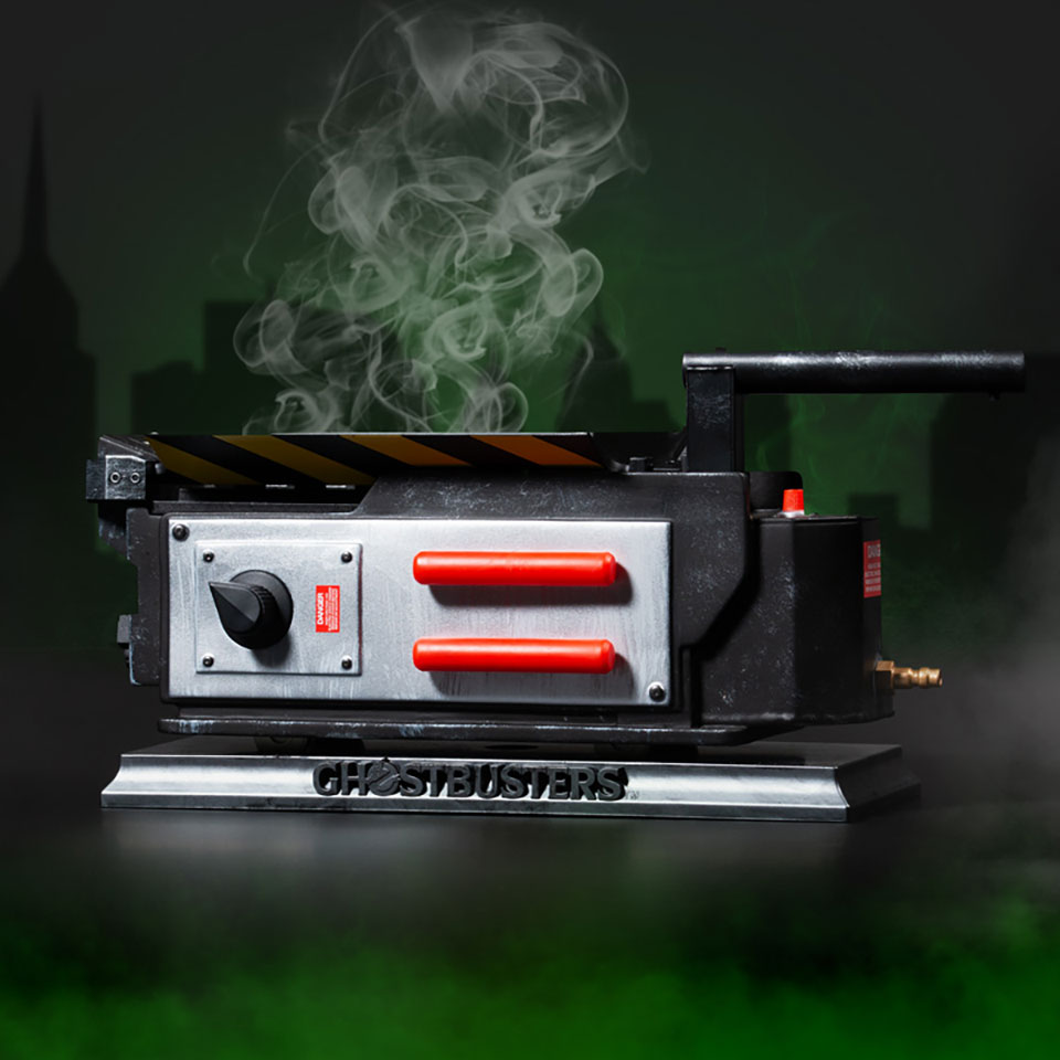 Ghostbusters Incense Burner