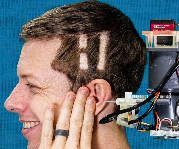 Haircutting Robot V2.0