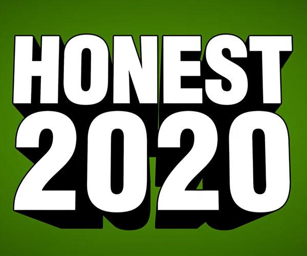 Honest Trailer: 2020